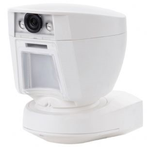 TOWER CAM PG2 Wireless, Outdoor Mirror PIR Motion Detector with Integrated Camera Image